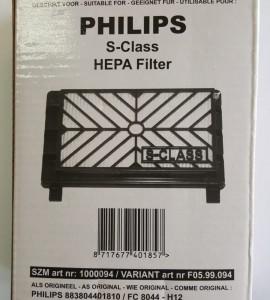 Filtru hepa aspirator philips
